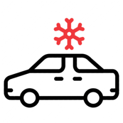 car AC icon
